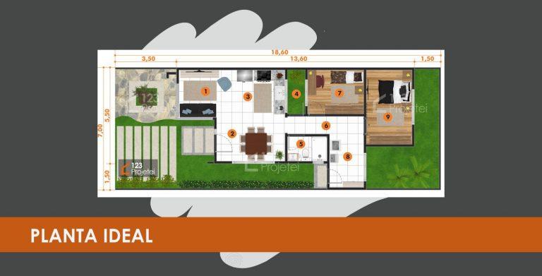 Como escolher a planta ideal para construir sua nova casa