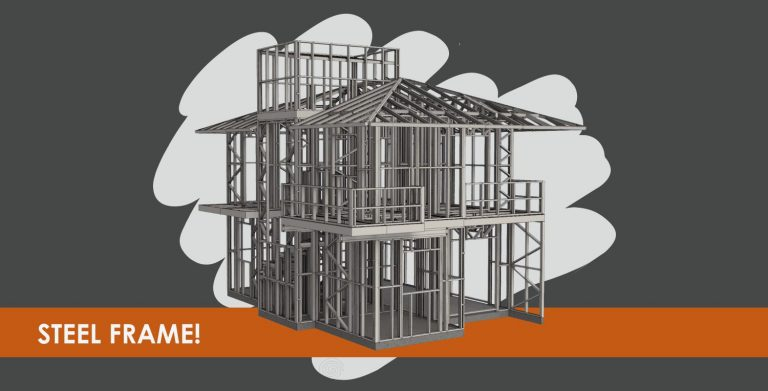 Já ouviu falar do Steel Frame?