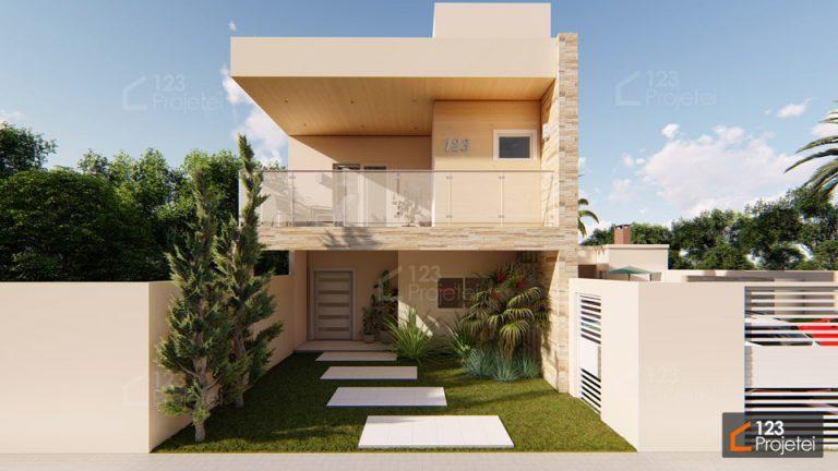 Querendo construir casa ou sobrado no Ceará? Conheça 4 projetos nossos no estado