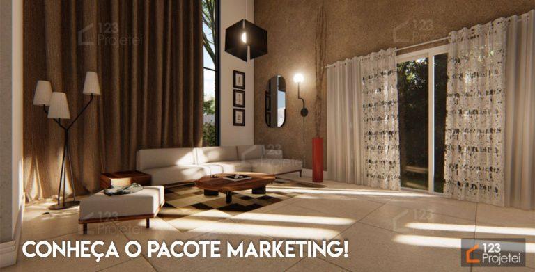 Conheça o Pacote Marketing!