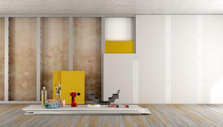 Conheça as vantagens do Drywall!