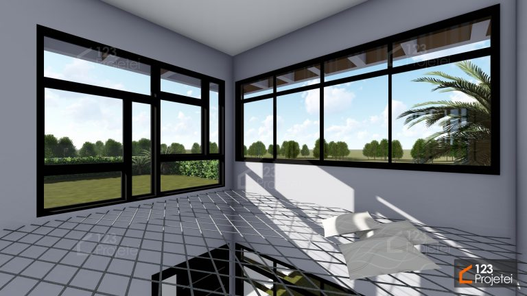 Hammock floor traz diversão para o design da sua casa