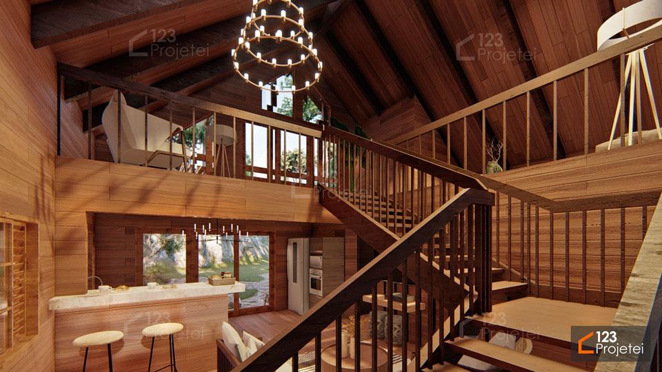 Procurando modelos de escadas para sobrado? Confira exemplos!