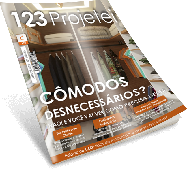 Revista 123 – Edição Abril 2020