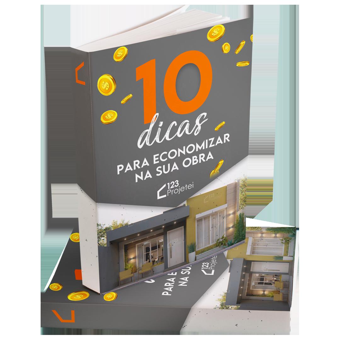 Ebook – 10 Dicas para Economizar na sua Obra