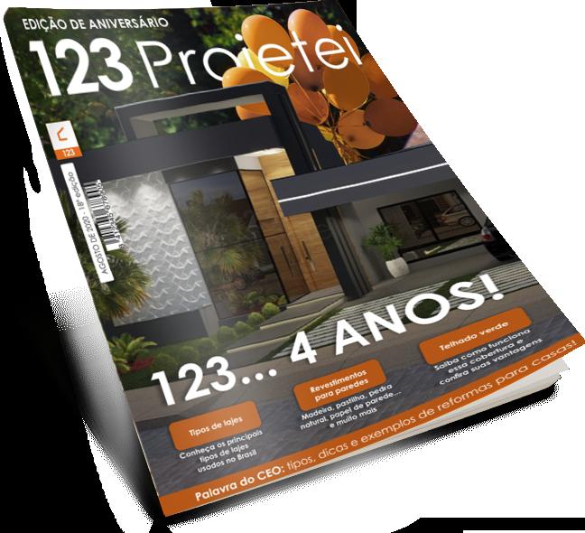 Revista 123 – Edição Agosto 2020
