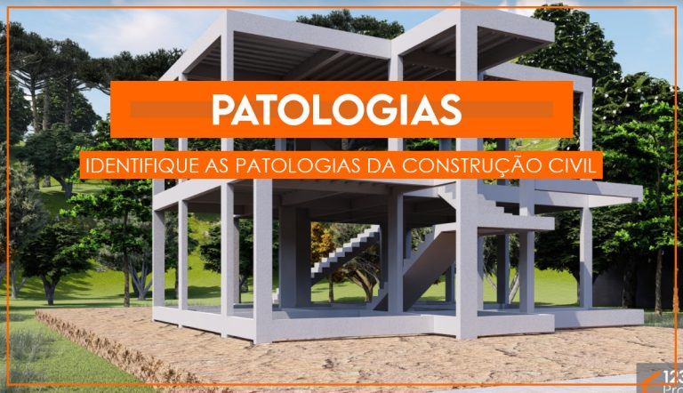 Conheça as patologias da construção civil e saiba identificar