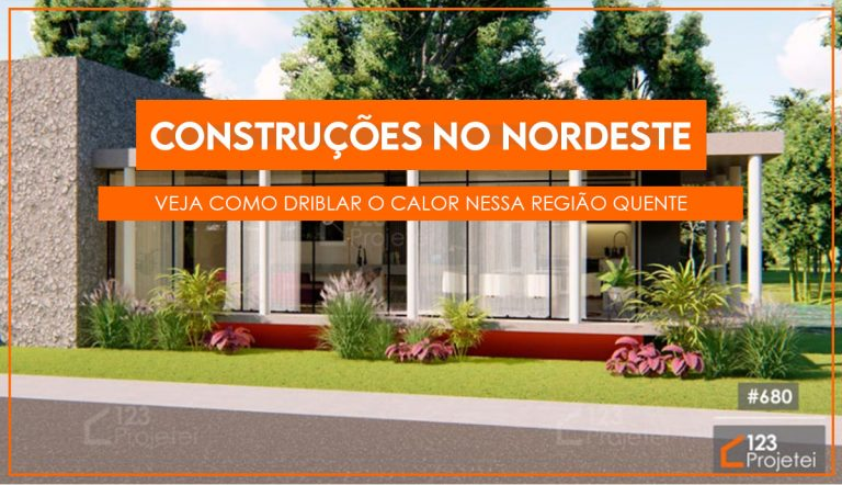 Construção no Nordeste – como driblar o calor