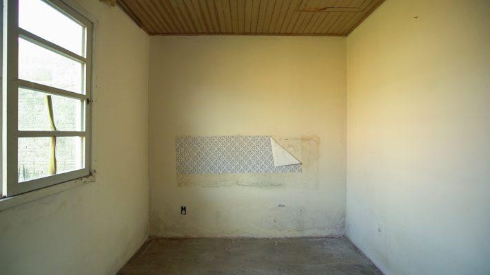 parede desbotada patologia da construção civil
