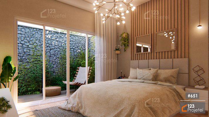 design de interiores para quarto